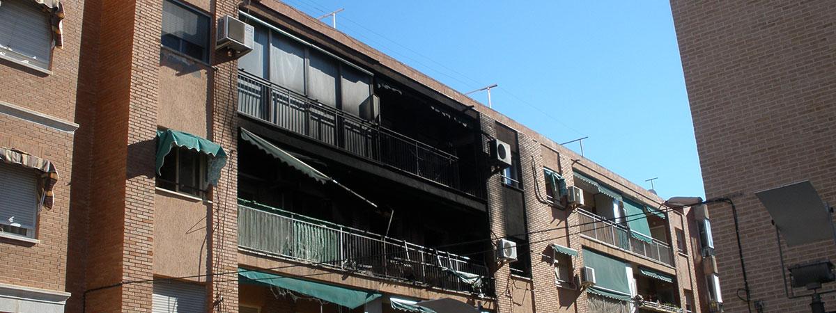 Peritaciones en incendios y riesgos diversos